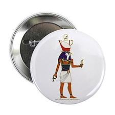 Horus Hieroglyph Button