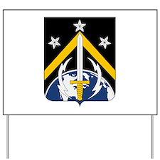 USAF 1st Space Battalion Emblem Yard Sign