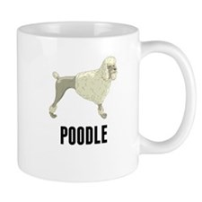 Poodle Mugs