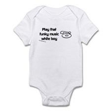 Play that funky music Infant Bodysuit
