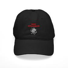 a chtulhu christmas Baseball Hat