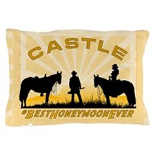 Castle Beckett Pillow Case