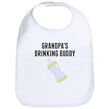 Grandpas Drinking Buddy Bib