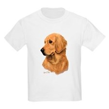 Cute Golden retriever T-Shirt