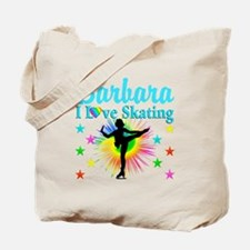 SKATING PRINCESS Tote Bag
