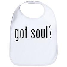 got soul? Bib