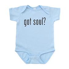 got soul? Body Suit