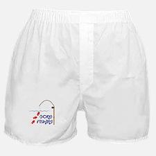 Gone Fishing Boxer Shorts