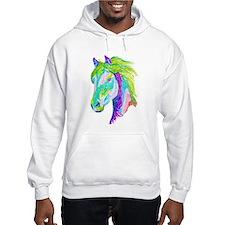 Rainbow Pony Hoodie
