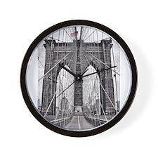 Cool Brooklyn Wall Clock