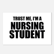 Trust Me, I'm A Nursing Student Postcards (Package