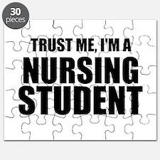 Trust Me, I'm A Nursing Student Puzzle