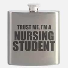 Trust Me, I'm A Nursing Student Flask