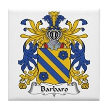 Barbaro Tile Coaster