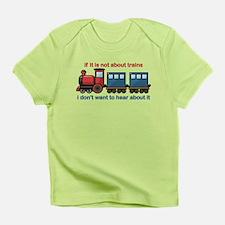 Train Talk Infant T-Shirt