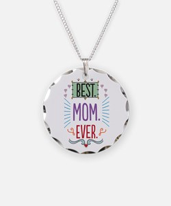 Cute Best mom Necklace