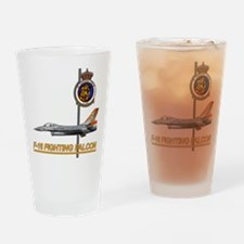 31ST_F16_FIGHTING_FALCON.png Drinking Glass
