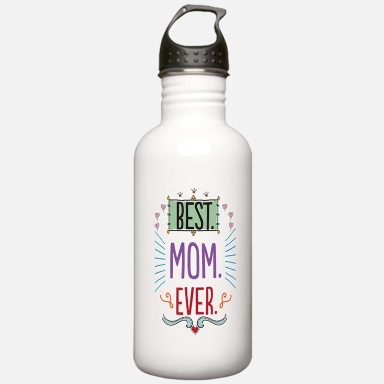 Cute Mom Water Bottle