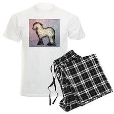 Purple Gypsy Proverb pajamas