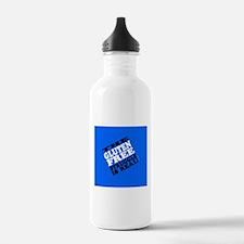 Gluten Free Struggle T Water Bottle