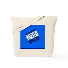 Gluten Free Struggle Tees Tote Bag