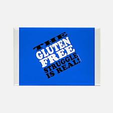 Gluten Free Struggle Tees Magnets