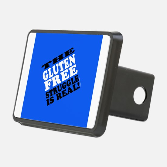 Gluten Free Struggle Tees Hitch Cover