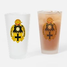 5th Cavalry Regiment.png Drinking Glass