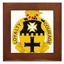 5th Cavalry Regiment.png Framed Tile