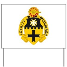 5th Cavalry Regiment.png Yard Sign