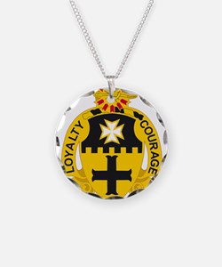 5th Cavalry Regiment.png Necklace