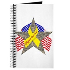Support Our Troops Star Journal