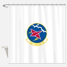 163_fighter_squadron.png Shower Curtain