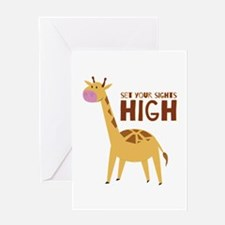 Sights High Greeting Cards