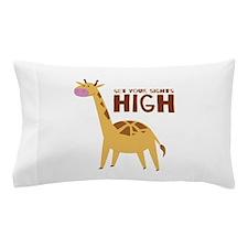 Sights High Pillow Case