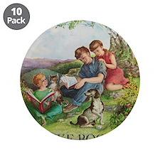 "1962 Children's Book Week 3.5"" Button (10 pack)"