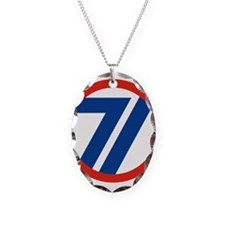 71ST Infantry Division.png Necklace