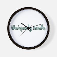 Down Right Hugable Wall Clock