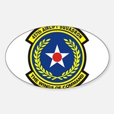 457th Airlift Squadron Decal