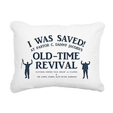Funny Stephen king Rectangular Canvas Pillow