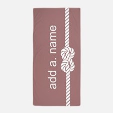 Create Your Own » Add Name Beach Towel