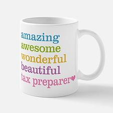 Tax Preparer Mug