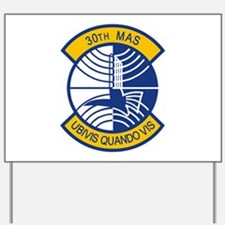 30th Airlift Sq.png Yard Sign
