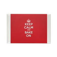 Cute Keep calm Rectangle Magnet (10 pack)