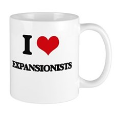 I love Expansionists Mugs