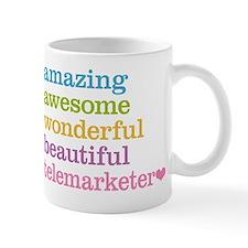 Telemarketer Small Mug