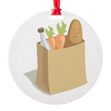 Groceries_Base Ornament