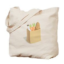 Groceries_Base Tote Bag