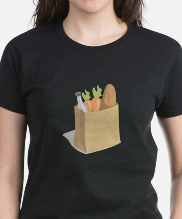 Groceries_Base T-Shirt
