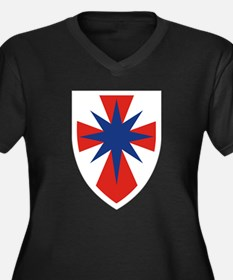 8th Field Support Command Plus Size T-Shirt